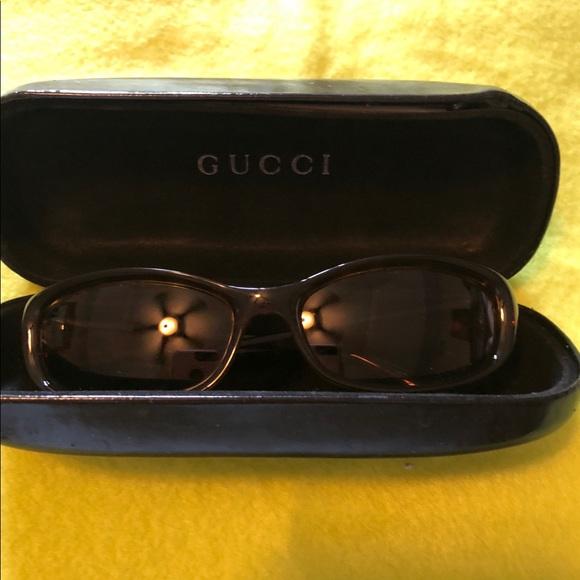 2a53c470ec6f Gucci Accessories | Authentic Tortoise Framed Sunglasses | Poshmark